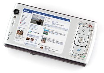 Nokia + Facebook