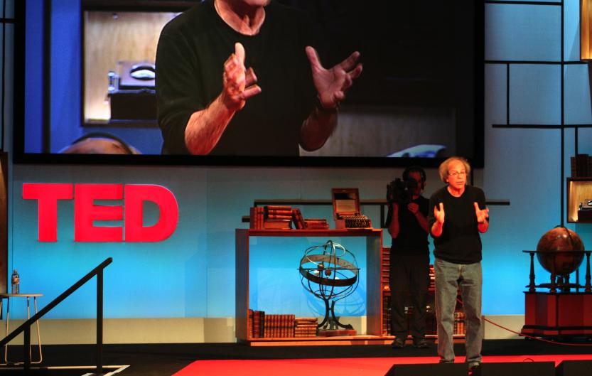 Itay Talgam at TEDGlobal in Oxford