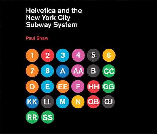 La metropolitana di New York City è targata Helvetica.