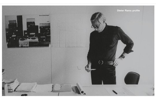 happy birthday dieter rams revisiting less more brain pickings. Black Bedroom Furniture Sets. Home Design Ideas