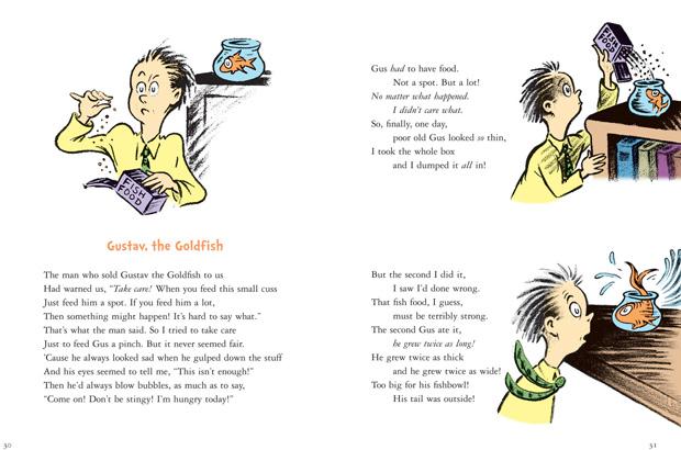 short poems dr seuss Quotes