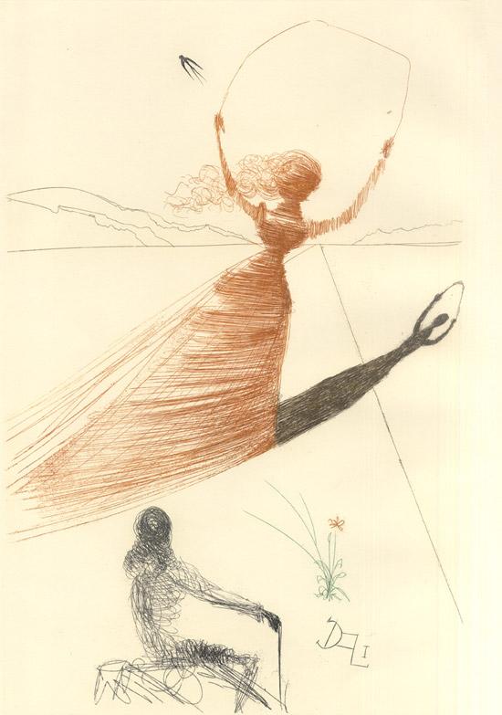 Salvador Dala S Illustrations For Alice In Wonderland Lifestyle