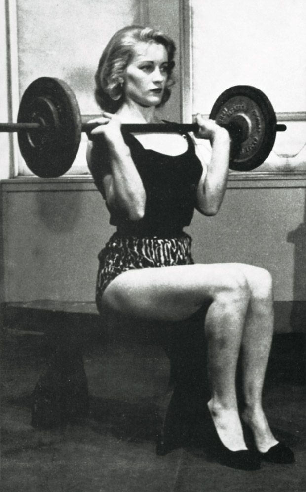Venus with Biceps: A Pictorial History of Muscular Women ...