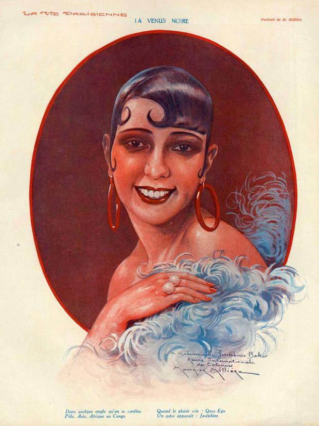 Josephine Baker Coloring Pages Josephine Baker 'la Vie