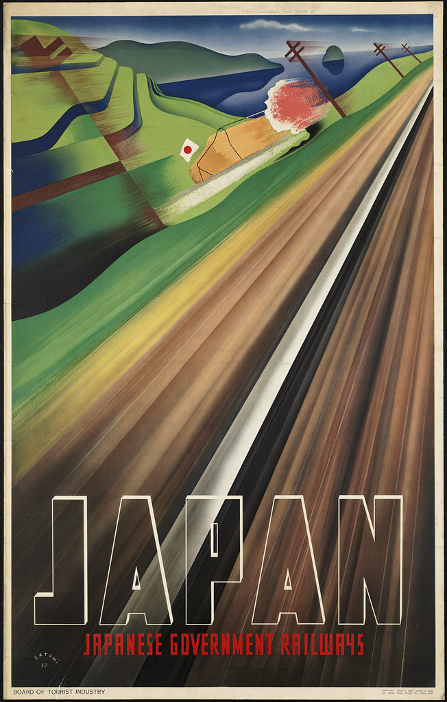 Posters de la Era dorada de los Viajes [1910-1959]
