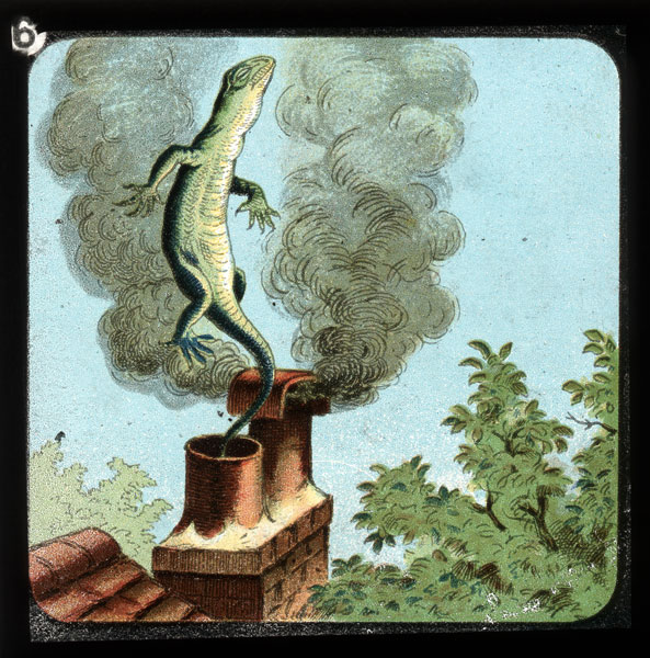 alicelanterns_6 - Alice in Wonderland, in 24 Vintage Magic Lantern Slides - Lifestyle, Culture and Arts