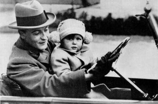 F Scott Fitzgerald Daughter From Fitzgerald to Reagan