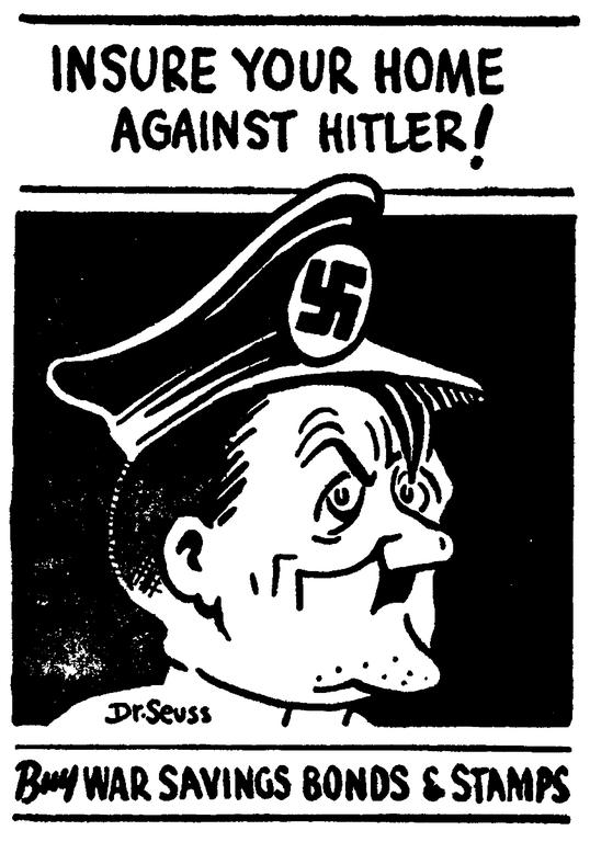 world war 1 political cartoons