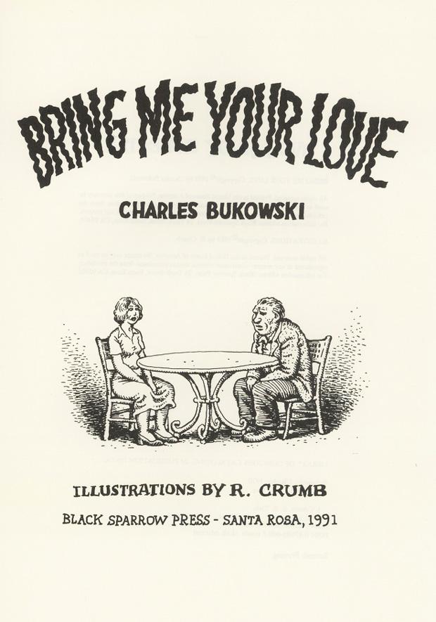 bring me your love bukowski pdf