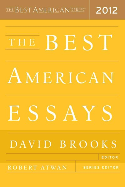 Loaded american best essays