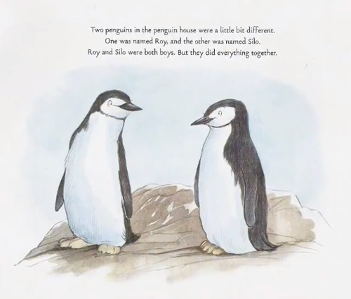 and tango makes three conflicts in this story By jayme johnson and tango makes three offers a depiction of the true life  story of roy and silo, two chinstrap penguins whom reside at the central park  zoo.