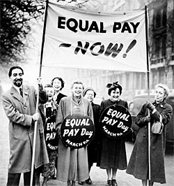 Persuasive essay on equal pay