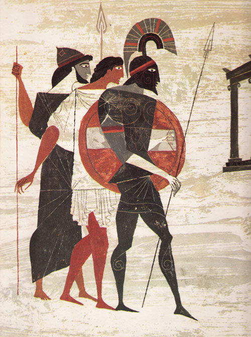 The Iliad and what it can still tell us about war | Books | The Guardian