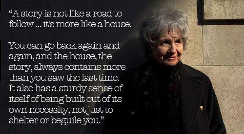 alicemunro_story1 - Alice Munro wins 2013 Nobel Prize in literature - Lifestyle, Culture and Arts