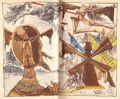 Johnny Depp Don Quixote