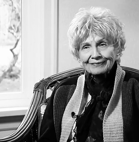 List of short stories by Alice Munro