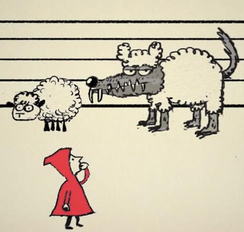 The History of the English Language, Animated