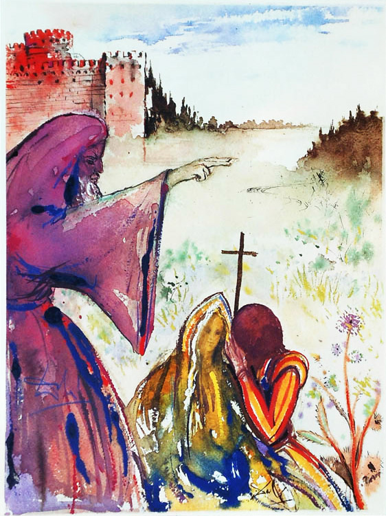 salvador dali essays Salvador dali biography salvador dali was born as salvador felip jacint dali i domenech on may 11, 1904 in figueras in catalonia, spain he was named salvador in.