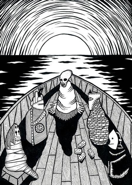 The illustration of cruelty in joseph conrads heart of darkness