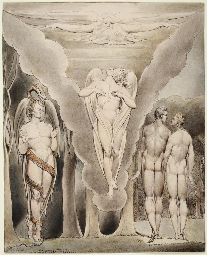 Satan Sin And Death Paradise Lost Book: Brain Pickings