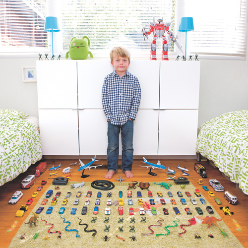 Read- Think- b4-u- Write: Favorite Toys from Around the World