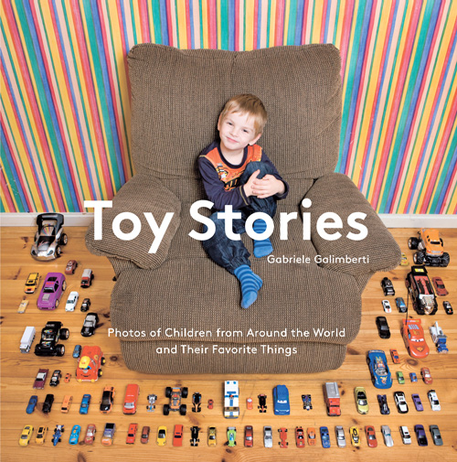 Toy Stories: Photos of Children from Around the World with ...