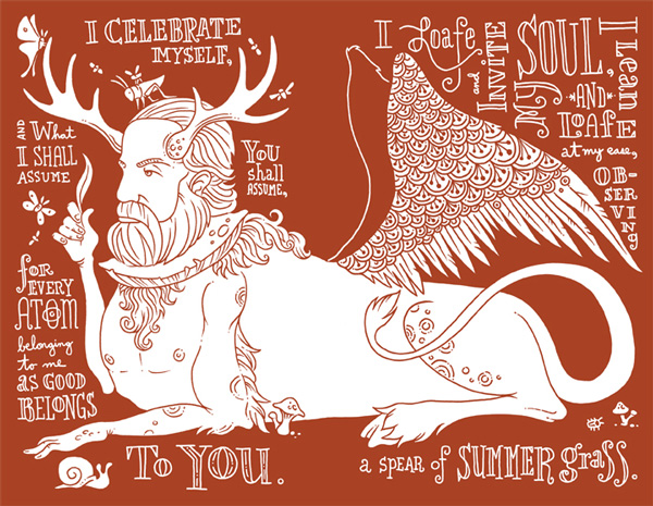 song of myself by walt whitman essay