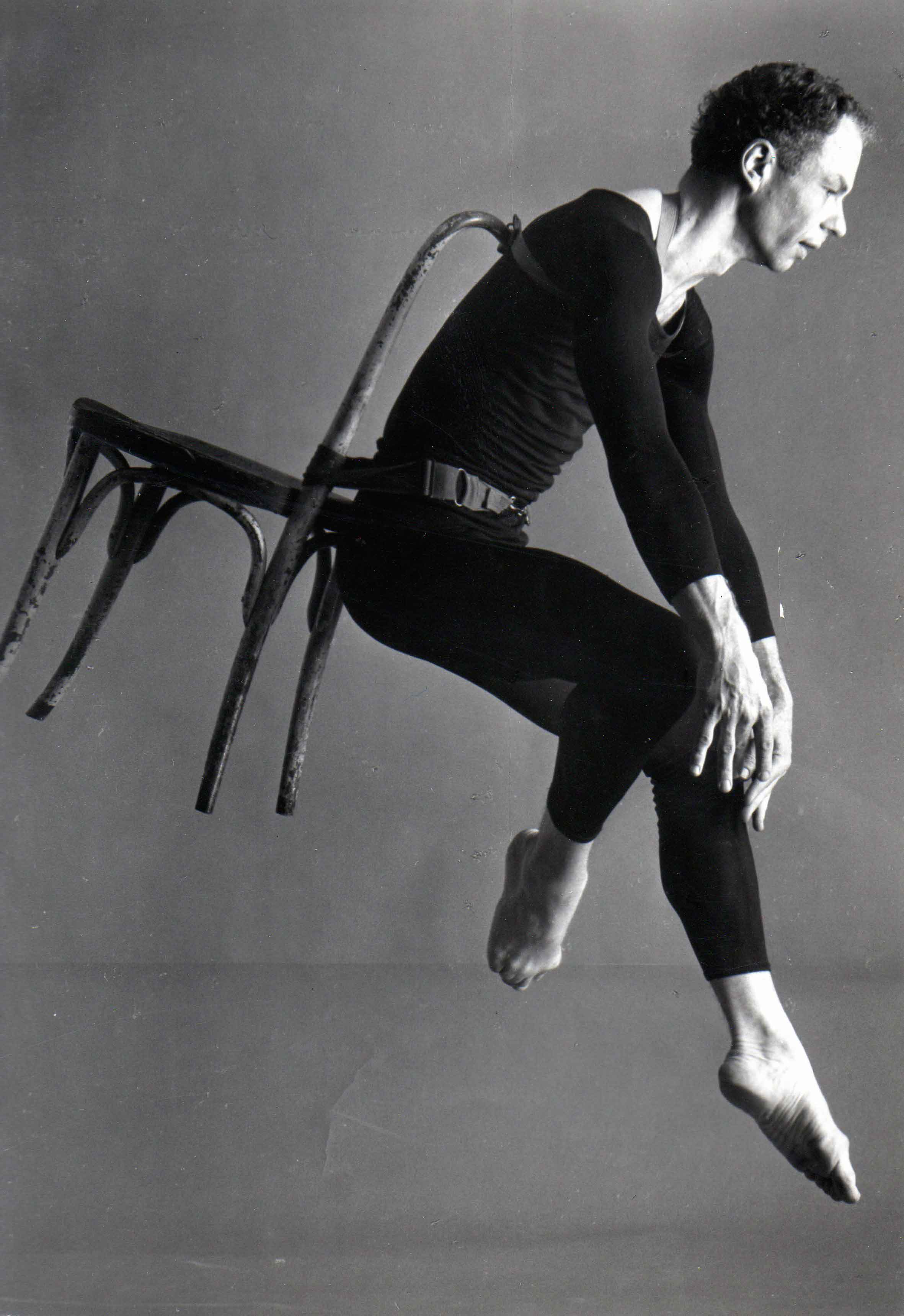 The life of merce cunningham