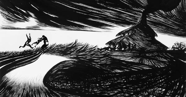 gretel in darkness essay