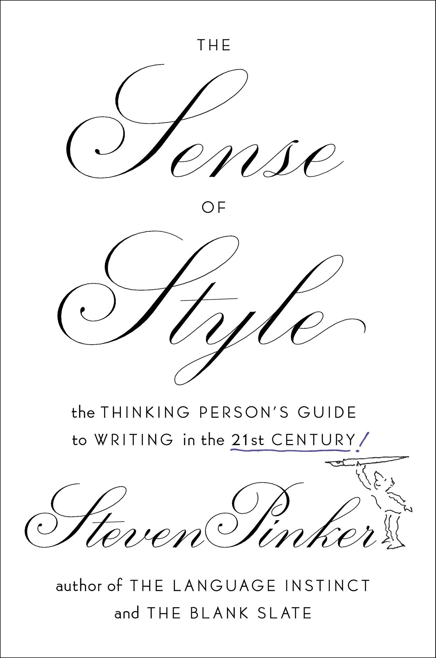 Writing Styles In English Senseofstyle Stevenpinker