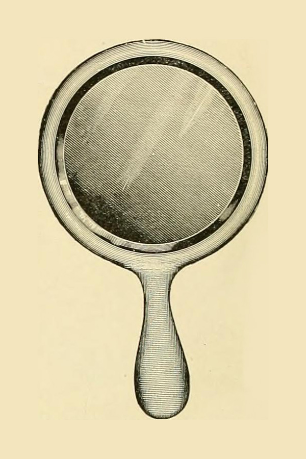 Pax on both houses glass tin mercury the invention and for Who invented the mirror