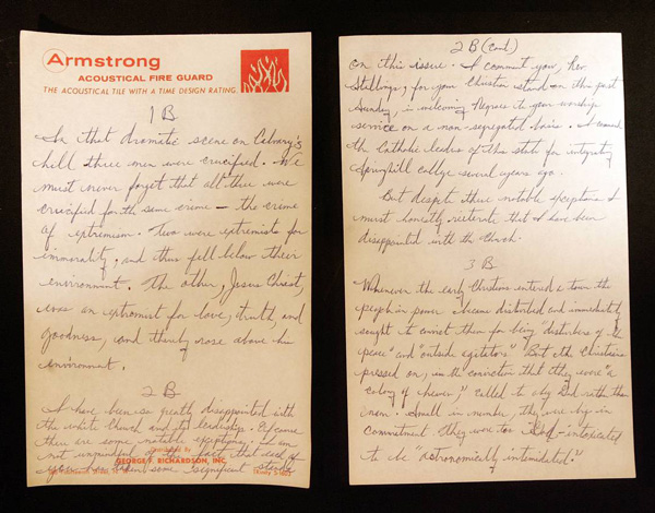 """an analysis of the letter from birmingham jail by martin luther king jr Martin luther king, emotional appeal, emotions - analysis of letter from a  in  martin luther king's essay """"letter from birmingham jail,"""" the paragraphs that  have  rhetorical analysis letter from a birmingham jail by martin luther king , jr."""